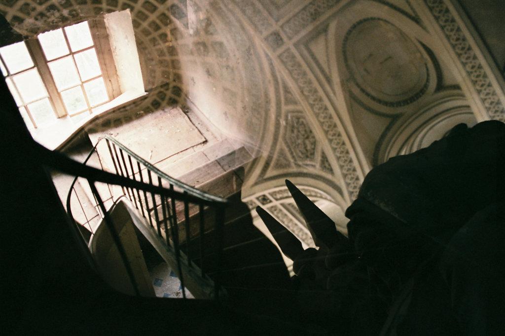 L'escalier des rêves