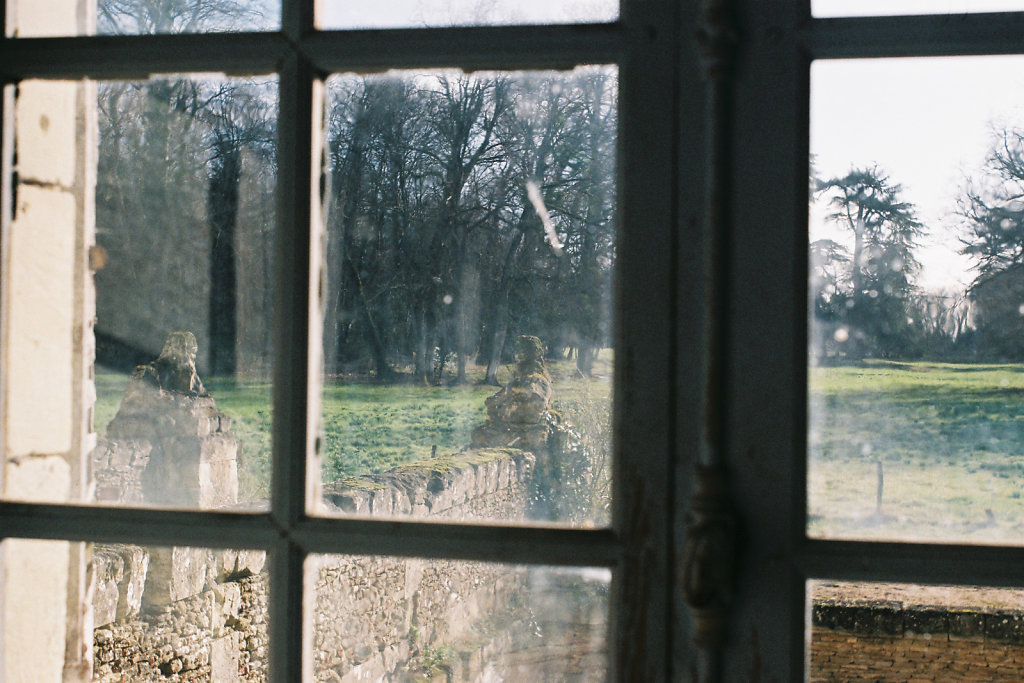 A travers la vitre II