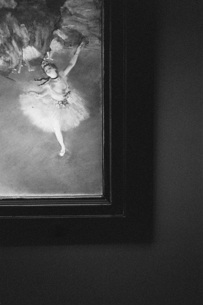 Degas à l'Opéra